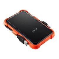 "Apacer externí pevný disk, AC630, 2.5"", USB 3.1, 1TB, AP1TBAC630T-1, oranžový"