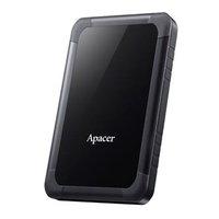 """Apacer externí pevný disk, AC532, 2.5"""", USB 3.0 (3.2 Gen 1), 2TB, AP2TBAC532B-1, černý"""
