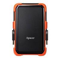 "Apacer externí pevný disk, AC630, 2.5"", USB 3.1, 2TB, AP2TBAC630T-1, oranžový"