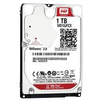 "Pevný disk NAS, Western Digital, 2.5"", 1000GB, 1TB, WD Red, SATA III, IntelliPower, WD10JFC"