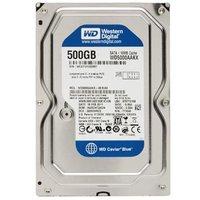 "Western Digital interní pevný disk, WD Blue, 3.5"", SATA III, 0,5TB, 500GB, WD5000AAKX"