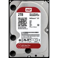 "Pevný disk NAS, Western Digital, 3.5"", 2000GB, 2TB, WD RED Pro, SATA III, 7200, WD2002FFSX"