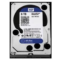 "Western Digital interní pevný disk, WD Blue, 3.5"", SATA III, 6TB, 6000GB, WD60EZRZ"