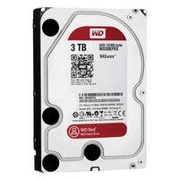 """Pevný disk NAS, Western Digital, 3.5"""", 3000GB, 3TB, WD Red, SATA III/SATA II, 5400, WD30EFR"""