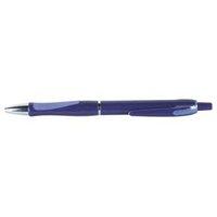 Pero kuličkové, modré, 12ks, 0.5mm, cena za 1 kus