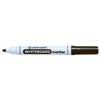 Centropen, whiteboard marker 8559, černý, 10ks, 2.5mm, alkoholová báze, cena za 1ks