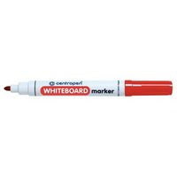 Centropen, whiteboard marker 8559, červený, 10ks, 2.5mm, alkoholová báze, cena za 1ks