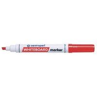 Centropen, whiteboard marker 8569, červený, 10ks, 1-4,5mm, alkoholová báze, cena za 1ks