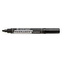 Centropen, marker 8576, černý, 10ks, 1-4,6mm, alkoholová báze, cena za 1ks