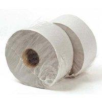 Toaletní papír jednovrstvý, 280mm, šedý, 6ks, cena za 1ks