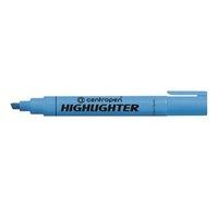 Centropen, zvýrazňovač 8852, modrý, 10ks, 1-4,6mm, cena za 1ks