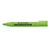 Centropen, zvýrazňovač 8852, zelený, 10ks, 1-4,6mm, cena za 1ks