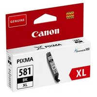 Canon originální ink CLI-581BK XL, black, 8,3ml, 2052C001, Canon PIXMA TR7550,TR8550,TS6150,TS6151,T