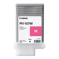 Canon originální ink PFI107M, magenta, 130ml, 6707B001, Canon iPF-680, 685, 780, 785