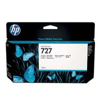 HP originální ink B3P23A, HP 727, photo black, 130ml, HP DesignJet T1500, T2500, T920