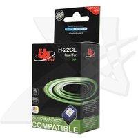 UPrint kompatibilní ink s C9352AE, HP 22, color, 18ml, H-22CL, pro HP PSC-1410, DeskJet F380, D2300,
