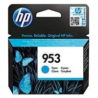 HP originální ink F6U12AE, cyan, 700str., 10ml, HP 953, HP OJ Pro 8218,8710,8720,8740