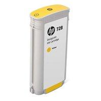 HP originální ink F9J65A, HP 728, yellow, 130ml, HP DesignJet T730, DesignJet T830, DesignJet T830 M