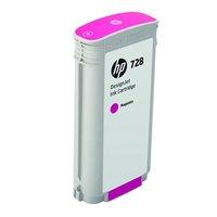 HP originální ink F9J66A, HP 728, magenta, 130ml, HP DesignJet T730, DesignJet T830, DesignJet T830