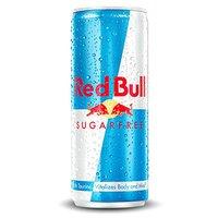 Energy drink, sugar free, 24ks v kartonu, cena za 1ks, Red Bull