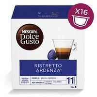 Kávové kapsle Nescafé Dolce Gusto ristretto, ardenza, 3x16 kapslí, velkoobchodní balení karton