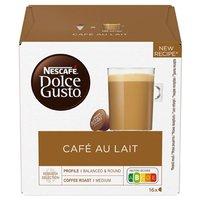 Kávové kapsle Nescafé Dolce Gusto café au lait, 3x16 kapslí, velkoobchodní balení karton