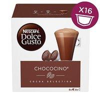 Kávové kapsle Nescafé Dolce Gusto chococino, 3x16 kapslí, velkoobchodní balení karton