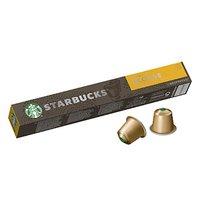 Kávové kapsle Starbucks Nespresso espresso, blonde roast, 12x10 kapslí, velkoobchodní balení karton