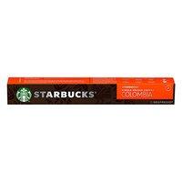 Kávové kapsle Starbucks Nespresso  SO COLOMBIA SRP PCC 12x57g B7, 12x10 kapslí, velkoobchodní balení