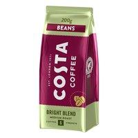 Káva zrnková, Bright Blend 100% Arabica, 200g, sáček
