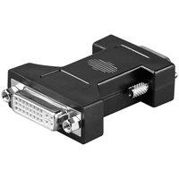 Video Redukce, DVI (24+5) F-VGA (D-Sub) M, 0, bílá, Logo, blistr