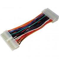 PC Redukce, napájení základní desky, 20 pin (ATX) M-20 pin (ATX) F, 0, color, pro napájení základní