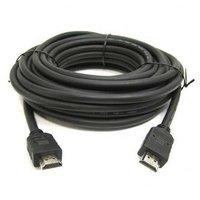 Kabel HDMI M- HDMI M, High Speed, 15m, černá