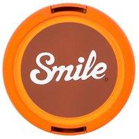 Smile krytka objektivu 70,s Home 55mm, oranžová, 16118