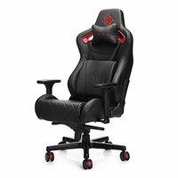 Herní Citadel Gaming Chair HP OMEN, black, polohovatelná záda