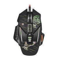 Defender Myš sTarx GM-390L, 3200DPI, optická, 8tl., 1 kolečko, drátová USB, černá, herní, vyměniteln