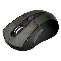 Defender Myš Accura MM-965, 1600DPI, optická, 6tl., 1 kolečko, bezdrátová, hnědá, 2 ks AAA
