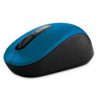 Microsoft Myš Bluetooth Mobile Mouse 3600, 1000DPI, Bluetooth, optická, 3tl., 1 kolečko, bezdrátová,