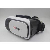 """Virtuální realita, brýle, VR BOX 2.0, 3.5-6.0"""", bílé, nastavitelné čočky"""