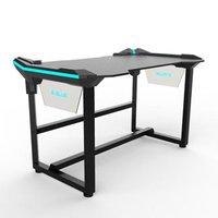 E-Blue Herní stůl 116,5x80,3x81,0 cm, podsvícený