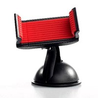 Držák mobilu(GPS) Swissten do auta, nastavitelná šířka, černý, plast, přísavka na sklo, kloubový, če