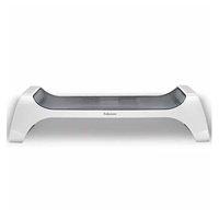 Podstavec I-Spire pod monitor, bílá, plast, 6 kg nosnost, Fellowes