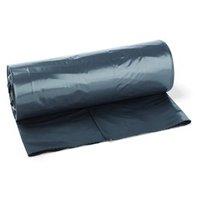 Pytle na odpad SATO HD 240, 10ks, černé, 100x125cm, 60my, 240l, Schuller Eh,klar