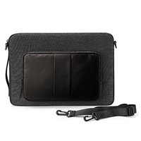 """Voděodolný obal na notebook, 15.6"""", černý z polyester/polyetylen, polstrování, HP"""