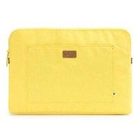 "Sleeve na macbook pro 15"", Sirius Sun, žlutý z polyesteru, Golla"