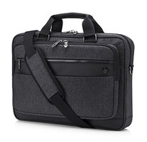 "Taška na notebook 15,6"", Executive, černá z polyesteru, HP"