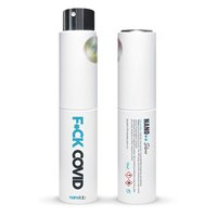 Dezinfekce F*CK COVID, kapesní ve spreji, 10ml, Nanolab