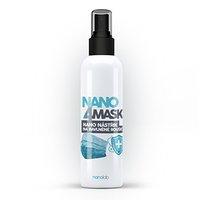 Nástřik nanostříbra NANO 4MASK na bavlněné roušky, 200ml, Nanolab