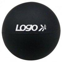 Podstavec pod notebook, Magic Ball, silikonový, černý, Logo