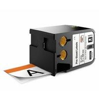 Dymo originální štítky, Dymo, 1868713, černý tisk/bílý podklad, 51mm x 102mm, 70ks, XTL bezpečnostní
